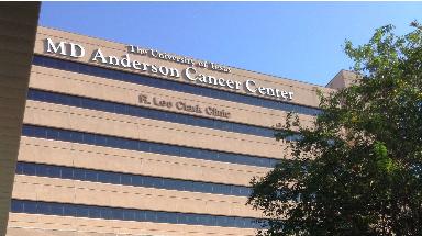 公司参观美国md安德森肿瘤治疗中心